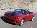 Chevrolet Camaro SS Convertible 2014 photo 01