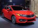 Honda Civic Coupe 2014 photo 09