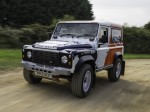 Land Rover Defender Challenge by Bowler 2014 photo 03