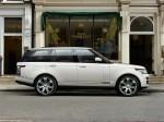 Land Rover Range Rover Autobiography Black LWB 2014 photo 08