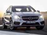 AMG Mercedes GLA 45 X156 2014 Фото 02