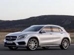 AMG Mercedes GLA 45 X156 2014 Фото 04
