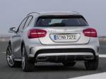 AMG Mercedes GLA 45 X156 2014 Фото 08