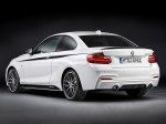 BMW M235i Coupe M Performance Accessories F22 2014 Photo 04
