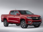 Chevrolet Colorado Z71 Double Cab 2014 Photo 01