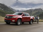 Chevrolet Colorado Z71 Double Cab 2014 Photo 03