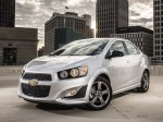 Chevrolet Sonic RS Sedan 2014 Photo 01