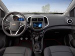 Chevrolet Sonic RS Sedan 2014 Photo 04