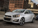 Chevrolet Sonic RS Sedan 2014 Photo 05