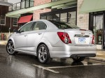 Chevrolet Sonic RS Sedan 2014 Photo 06