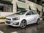 Chevrolet Sonic RS Sedan 2014 Photo 07