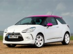 Citroen DS3 DStyle Pink 2014 Photo 02