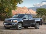 GMC Canyon All Terrain Extended Cab 2014 Photo 02