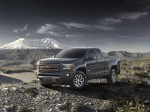GMC Canyon All Terrain Extended Cab 2014 Photo 09