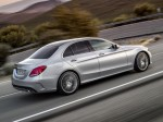 Mercedes C-Klasse C250 AMG Line W205 2014 Photo 06
