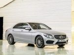 Mercedes C-Klasse C250 AMG Line W205 2014 Photo 21