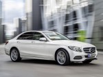 Mercedes C-Klasse C250 BlueTec W205 2014 Photo 02