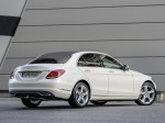 Mercedes C-Klasse C250 BlueTec W205 2014 Photo 12