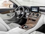 Mercedes C-Klasse C300 Bluetec Hybrid Exclusive Line W205 2014 Photo 01
