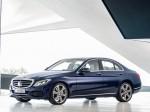 Mercedes C-Klasse C300 Bluetec Hybrid Exclusive Line W205 2014 Photo 11
