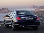 Mercedes C-Klasse C300 Bluetec Hybrid Exclusive Line W205 2014 Photo 13