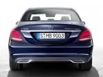 Mercedes C-Klasse C300 Bluetec Hybrid Exclusive Line W205 2014 Photo 18