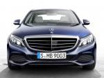 Mercedes C-Klasse C300 Bluetec Hybrid Exclusive Line W205 2014 Photo 19