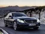 Mercedes C-Klasse C300 Bluetec Hybrid Exclusive Line W205 2014 Photo 20