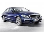 Mercedes C-Klasse C300 Bluetec Hybrid Exclusive Line W205 2014 Photo 23