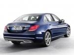 Mercedes C-Klasse C300 Bluetec Hybrid Exclusive Line W205 2014 Photo 24
