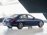 Mercedes C-Klasse C300 Bluetec Hybrid Exclusive Line W205 2014 Photo 31