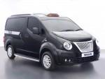 Nissan e-NV200 London Taxi 2014 Photo 01