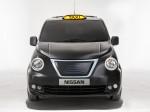 Nissan e-NV200 London Taxi Prototype 2014 Photo 01