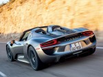 Porsche 918 Spyder USA 2014 Photo 11