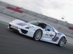 Porsche 918 Spyder Weissach Package Martini Racing 2014 Photo 02
