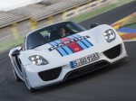 Porsche 918 Spyder Weissach Package Martini Racing 2014 Photo 03