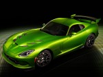 SRT Dodge Viper GT Stryker Green 2014 Photo 01
