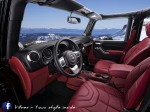 Vilner Jeep Wrangler Sahara 2014 Photo 01