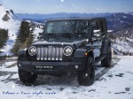Vilner Jeep Wrangler Sahara 2014 Photo 07