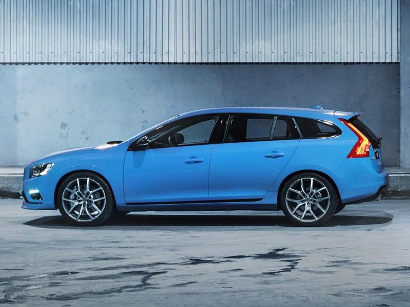 Volvo V60 Polestar 2014 Photo 02
